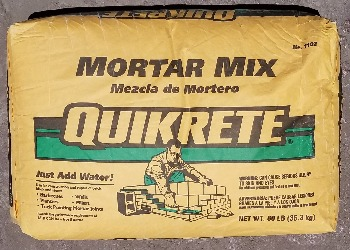 Cement & Mortar – Bagged Goods | Southwest Block